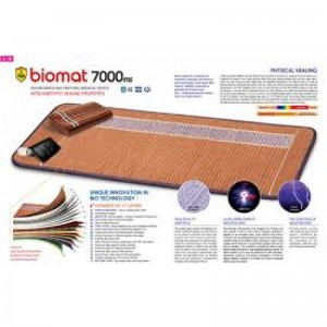 """Richway Infrared Therapy Amethyst Bio-mat 7000MX Professional (Size 28""""x 74"""")"""